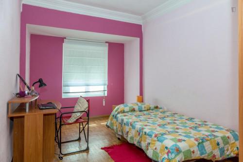 Swell single bedroom in Nou Moles  - Gallery -  1