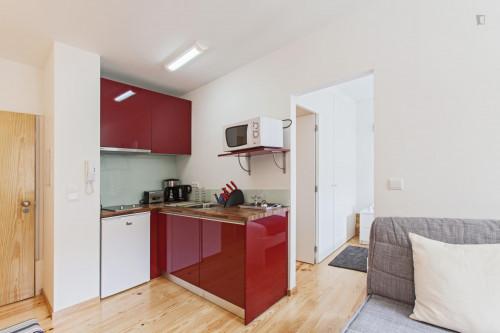 Very cool 1-bedroom flat close to Universidade do Porto  - Gallery -  5