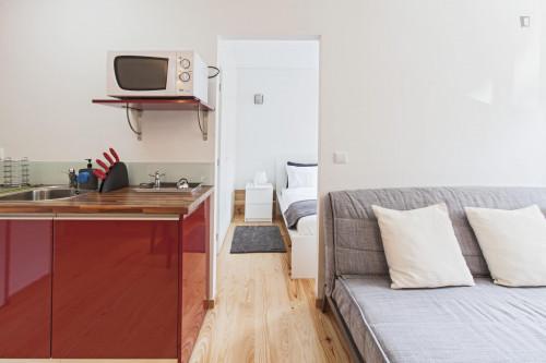 Very cool 1-bedroom flat close to Universidade do Porto  - Gallery -  6