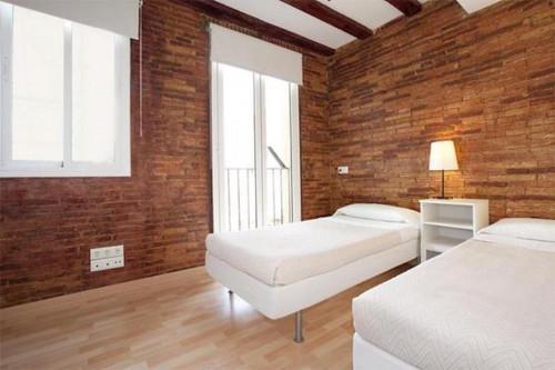 Very nice 2-bedroom flat, in lively Barrio Gótico  - Gallery -  2