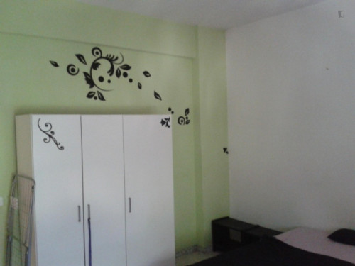 Very neat double bedroom in Ardeatino  - Gallery -  2