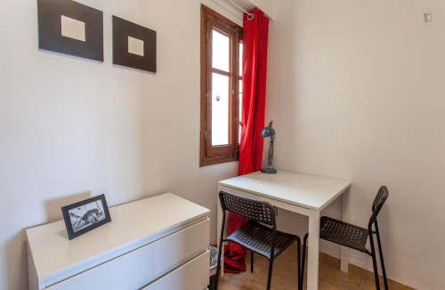 Sublime single bedroom in a student flat, in Mont-Olivet  - Gallery -  3