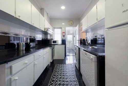 Welcoming 3-Bedroom Apartment in Close to the Sé Cathedral  - Gallery -  9