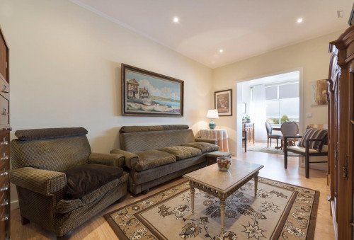 Welcoming 3-Bedroom Apartment in Close to the Sé Cathedral  - Gallery -  5