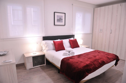 Super modern 1 bedroom apartment in Madrid, near Nuevos Ministerios tube station  - Gallery -  2