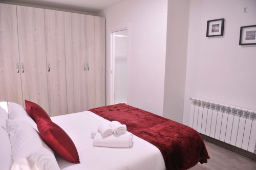 Super modern 1 bedroom apartment in Madrid, near Nuevos Ministerios tube station  - Gallery -  1
