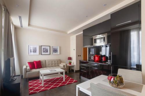 Wonderful one bedroom apartment in Madrid, near Bilbao metro station  - Gallery -  7