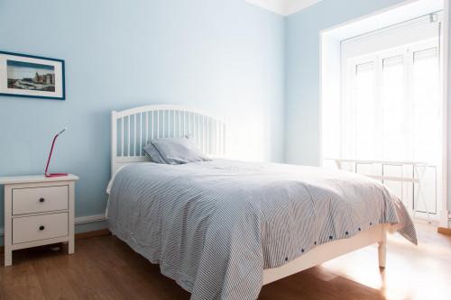 Sunny double bedroom near Instituto Superior Técnico  - Gallery -  1