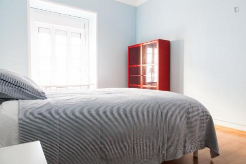 Sunny double bedroom near Instituto Superior Técnico  - Gallery -  2