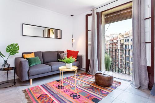 Wonderful 3-bedroom apartment near Sant Antoni metro station  - Gallery -  8