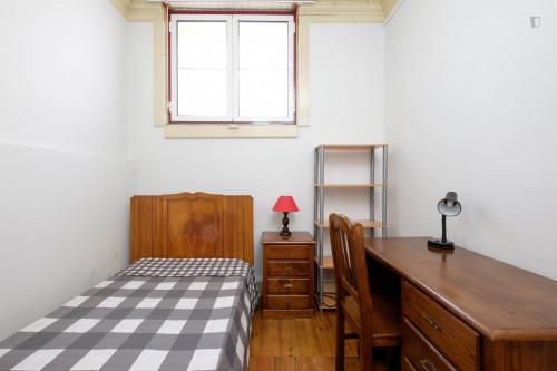 Warm single bedroom close to Jardim Botânico da Universidade de Coimbra  - Gallery -  3