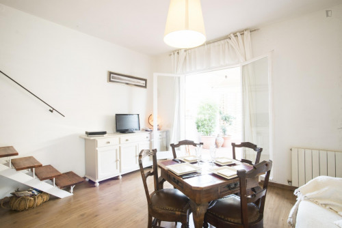 Super cool 3-bedroom flat with terrace  - Gallery -  2
