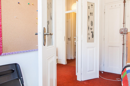 Youthful communicate single bedroom with a nice view, near Universidade Autónoma  - Gallery -  3