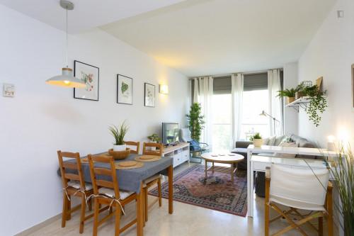 Cute 2 Bedroom Apartment Near Universitat Pompeu Fabra Campus Del Poblenou Barcelona Student Accommodation