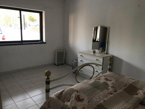 Zimmer ca 20qm in einem schönen Haus mit 100qm in Sesimbra mit grossen Garten  - Gallery -  2