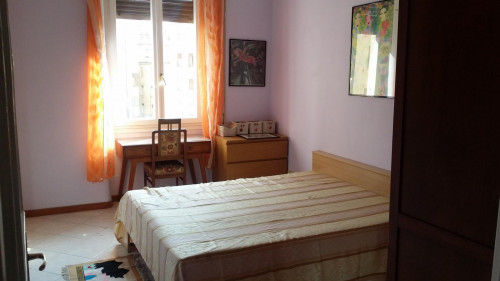 Suitable double bedroom not far from Università Link Campus  - Gallery -  1