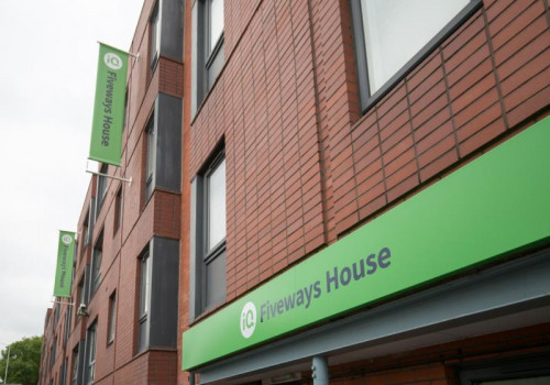 iQ Fiveways House