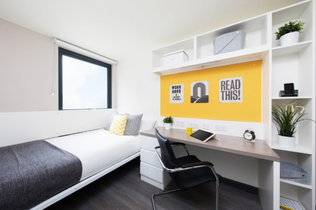 Brass Founders Unite Sheffield Student Accommodation