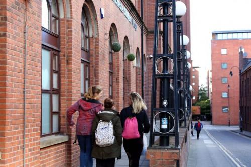Manchester Student Village