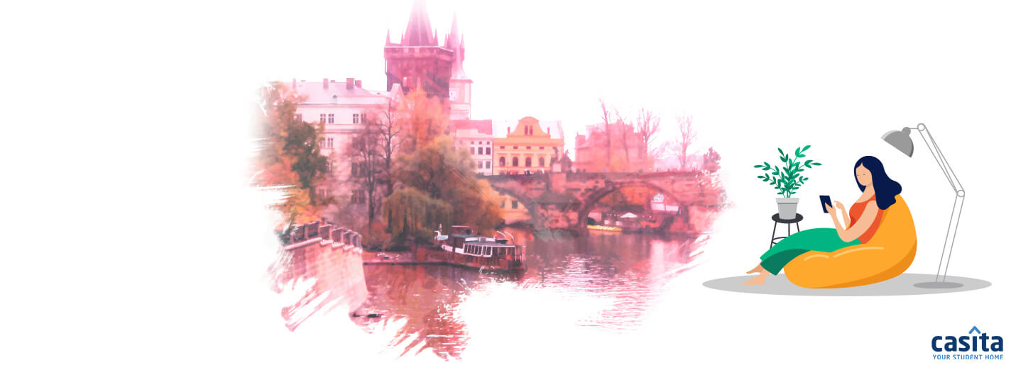 Find Student Rooms in Czech Republic