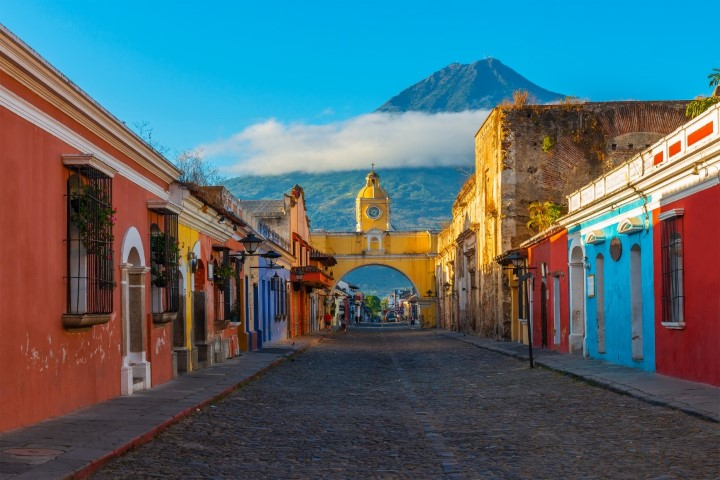 Find Student Rooms in Guatemala