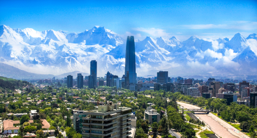 Find Student Rooms in Chile