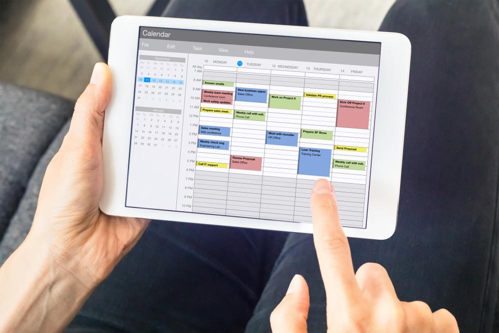 Scheduling App