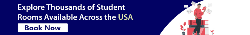 Student Rooms in the USA