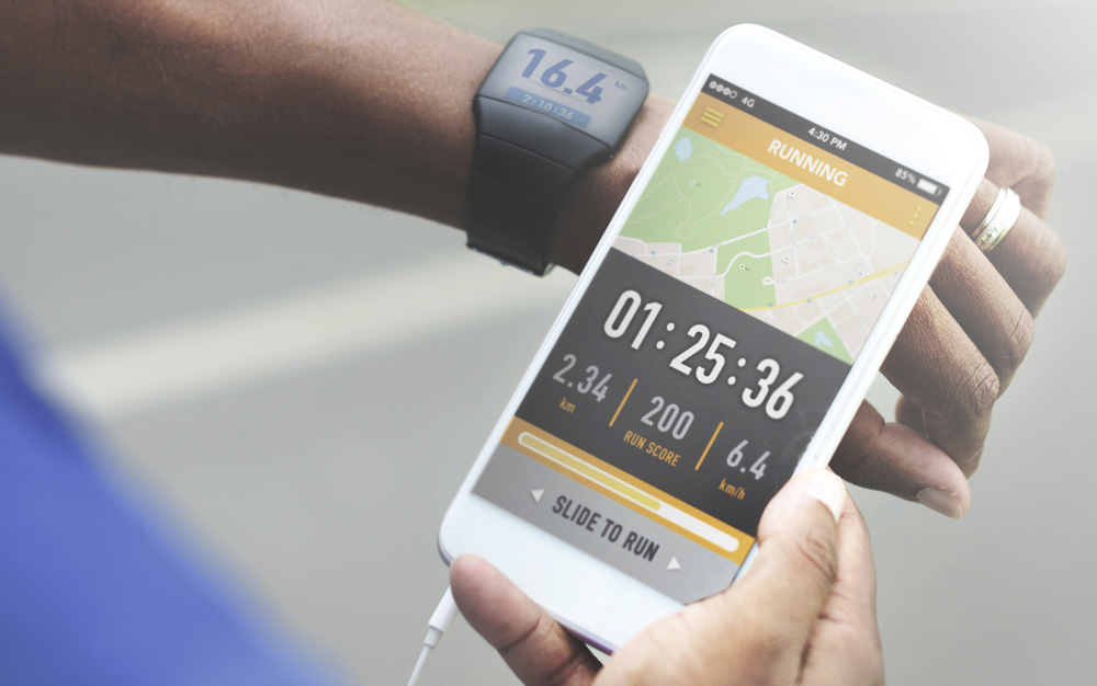 App to track workouts