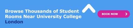 Student acccommodation near University College London