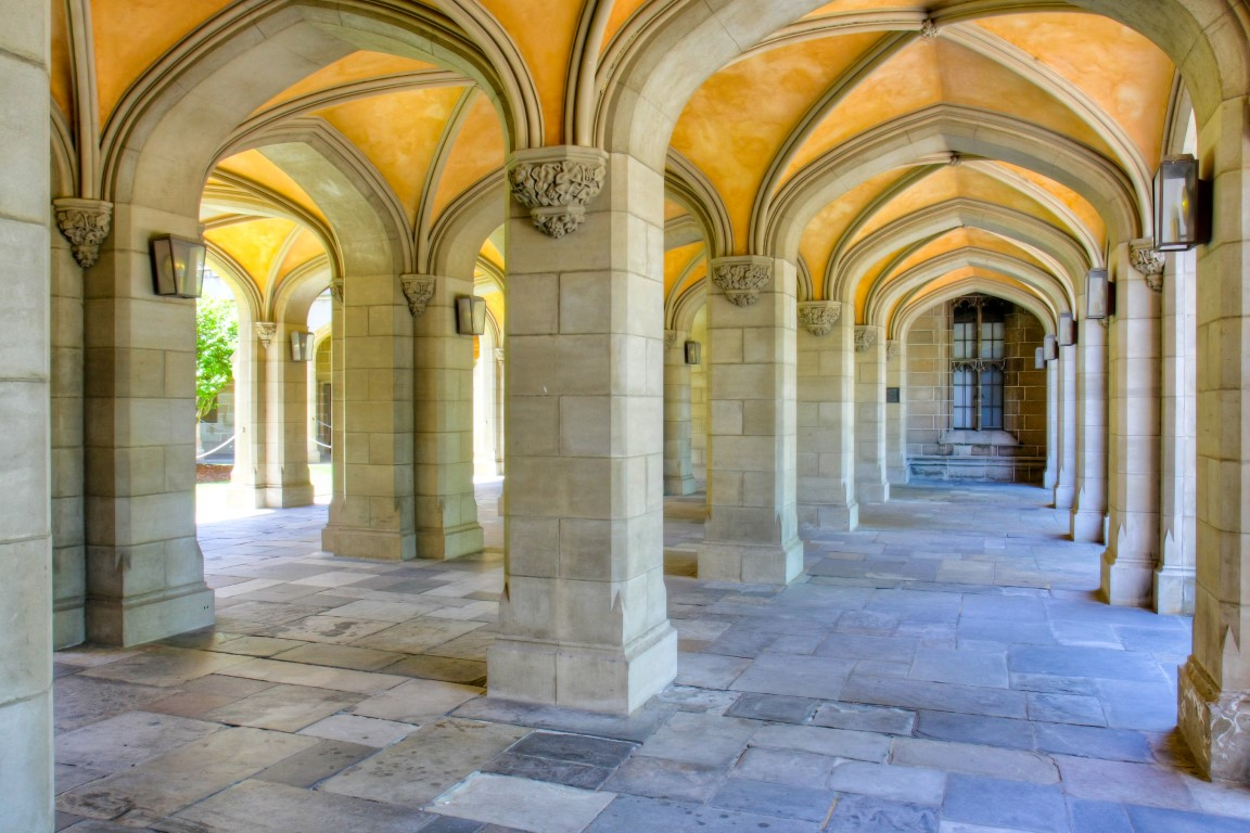 Melbourne University Halls
