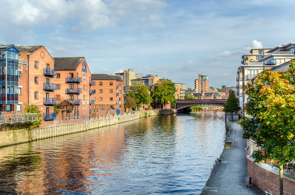 Student accommodation in Leeds