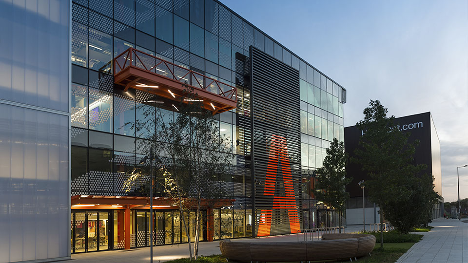 Student accommodation near Loughborough University London