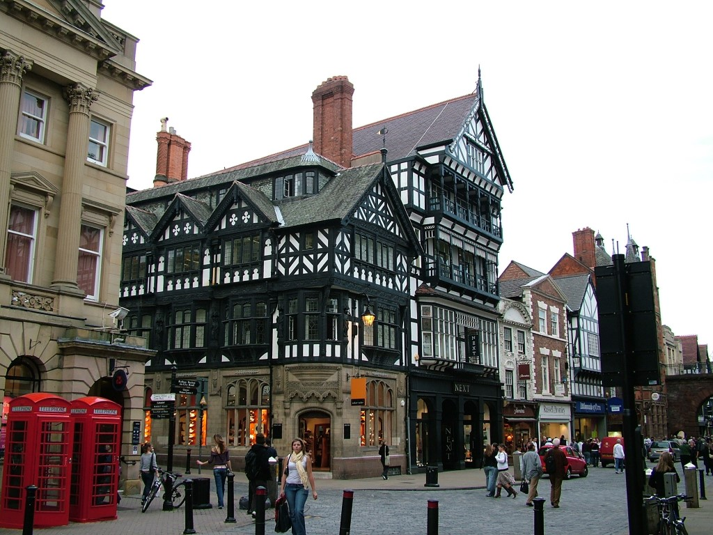 Student accommodation in Chester