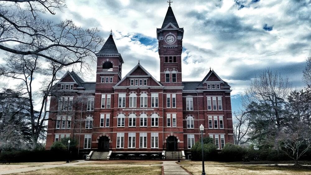 Student accommodation in Auburn, Alabama