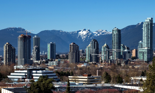 Student Accommodation in Burnaby
