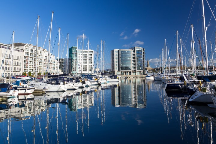Student accommodation in Plymouth