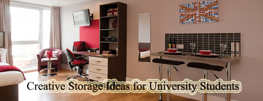Creative Storage Ideas for University Students Residing in Students' Accommodations