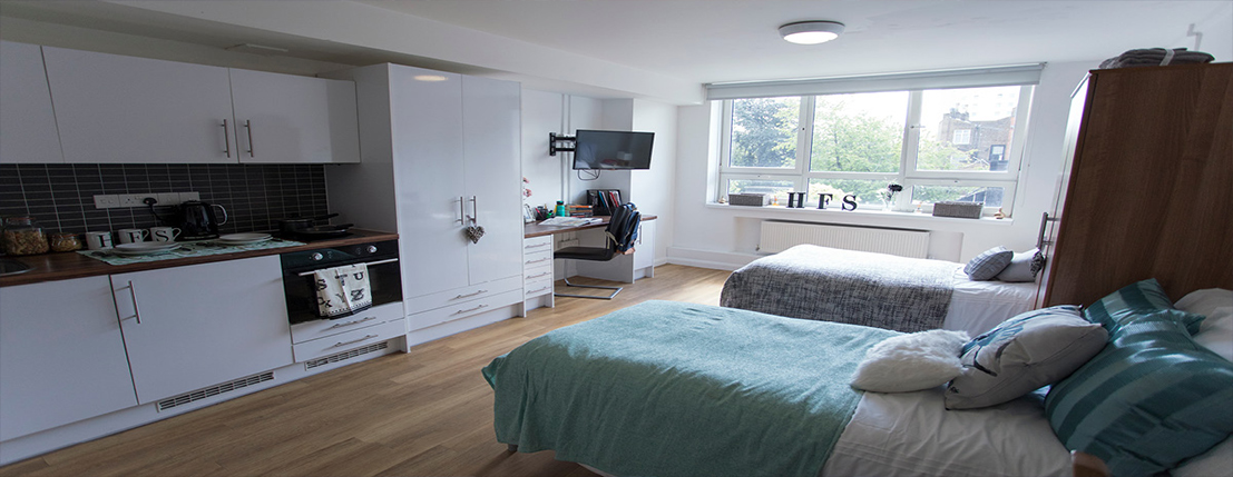 The Most Expensive vs. the Cheapest Casita Student Accommodations in London