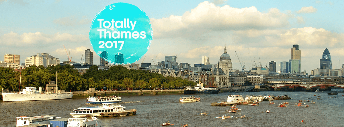 Don't Miss the 'Totally Thames' September in London
