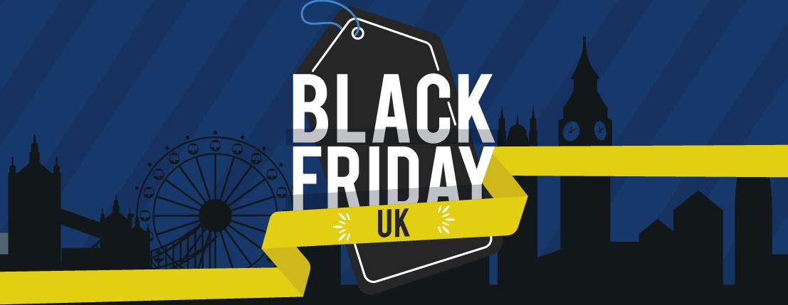 UK's Black Friday Shopping Festivity Guide