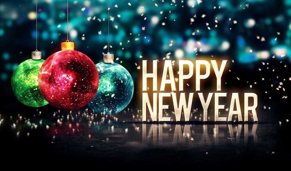 January Events: Happy New Year from the UK & Australia