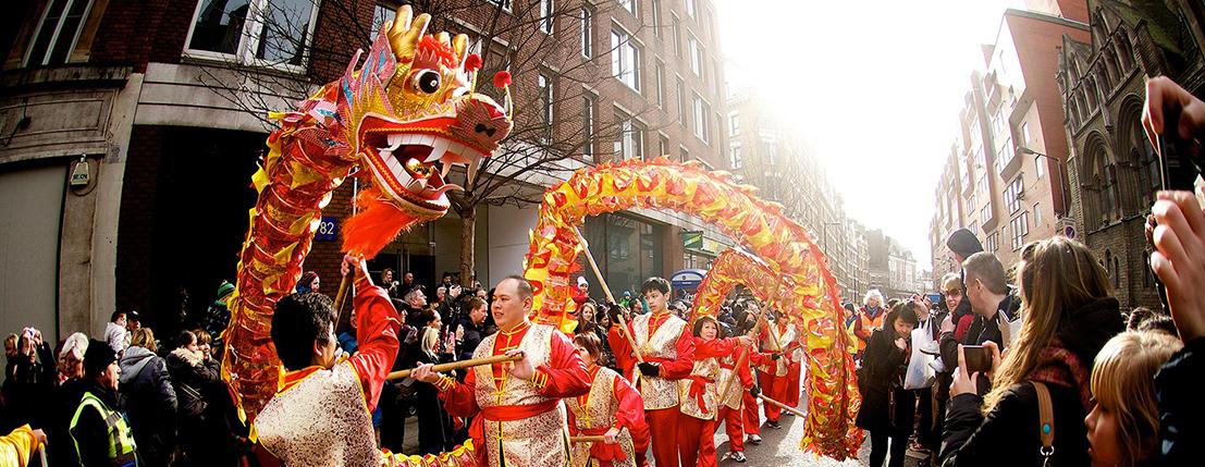 Chinese-Londoner Valentine's February