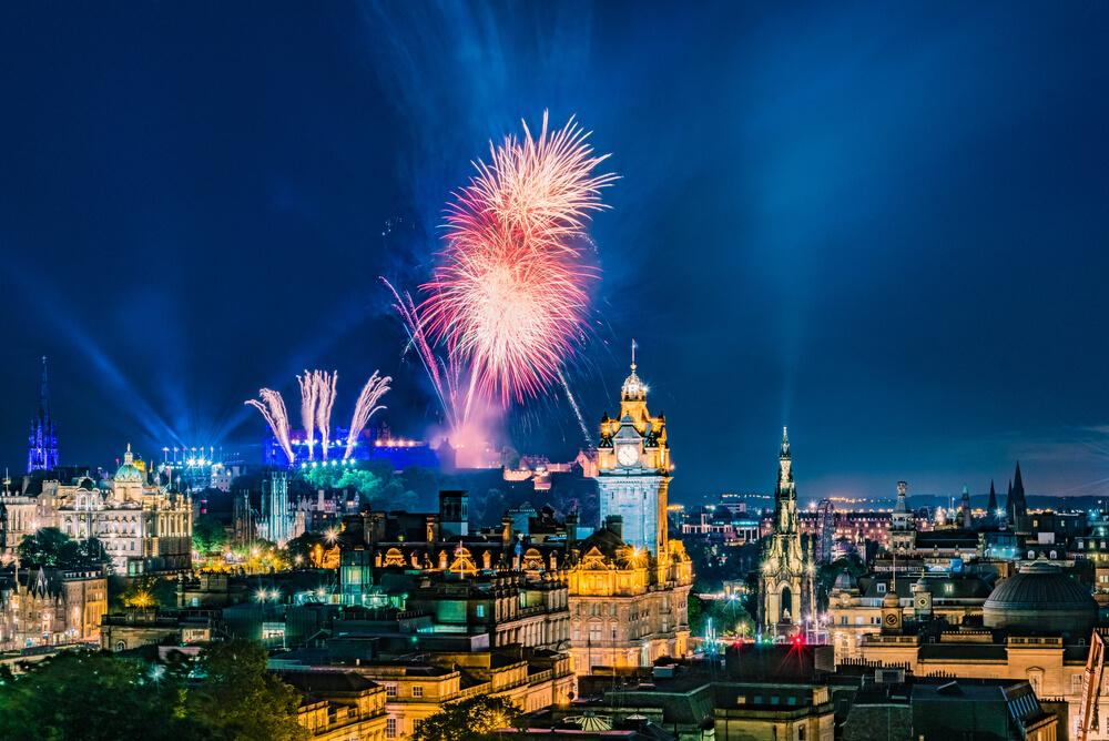 UK: Edinburgh's Festivals Student Guide
