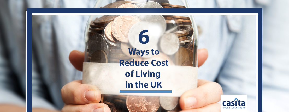 6 Ways to Reduce Cost of Living in the UK