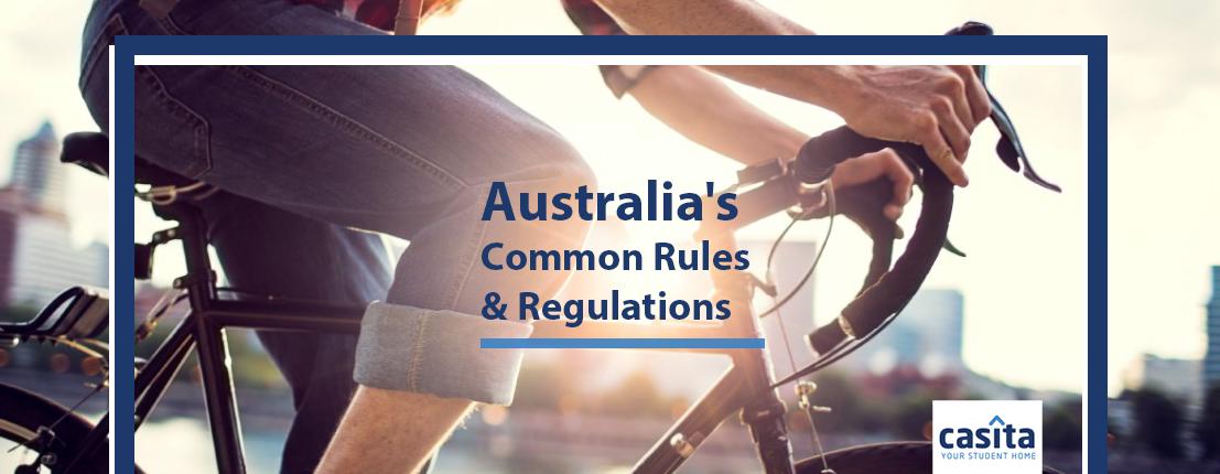 Australia's Common Rules & Regulations