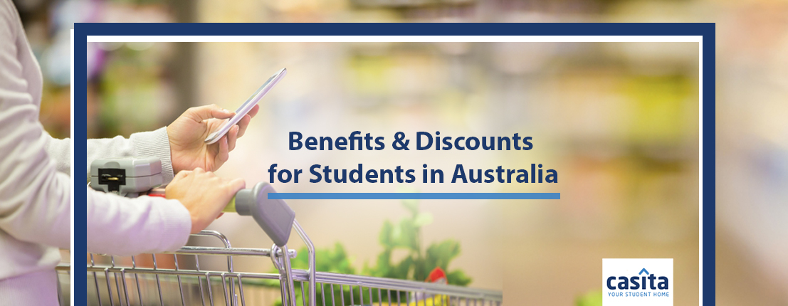 Benefits and Discounts for Students in Australia
