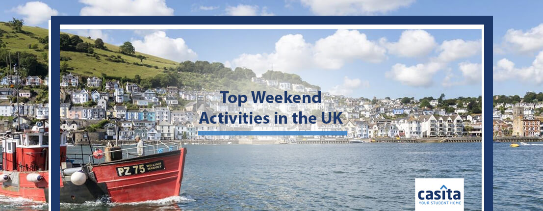 Top Weekend Activities in the UK