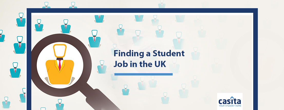 Finding a Student Job in the UK