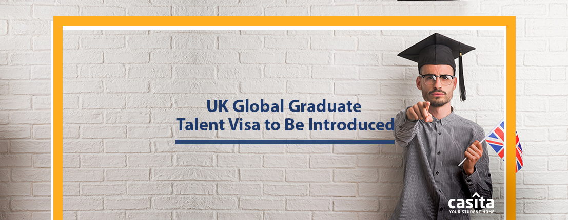 UK Global Graduate Talent Visa to Be Introduced